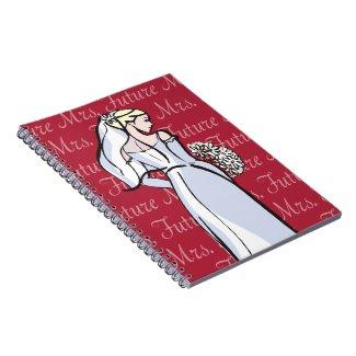 Future Mrs Notebook