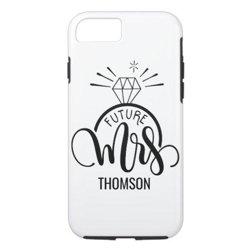 Future MRS - Personalized phone case