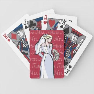 Future Mrs Card Deck
