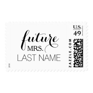 Future Mrs. Stamp