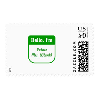 Future Mrs. Stamps - Personalized