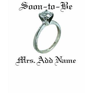 Future Mrs. T-shirt