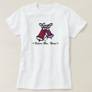 Future Mrs. Wedding Bells T-Shirt