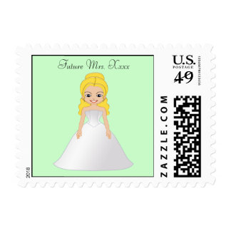 Future Mrs. Xxxx Postage