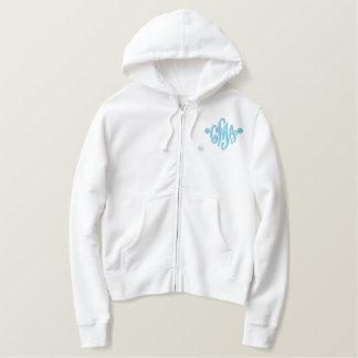 Future Mrs. Zip-up hoodie