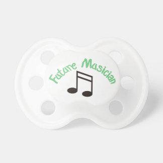 Future Musician Pacifier