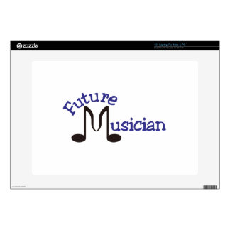 Future Musician Laptop Decals