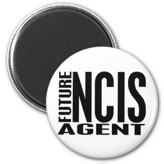 Future NCIS Agent Magnet