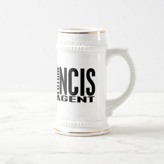Future NCIS Agent 18 Oz Beer Stein