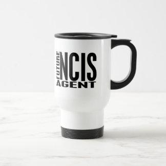 Future NCIS Agent 15 Oz Stainless Steel Travel Mug