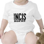 Future NCIS Agent Tee Shirts