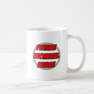 Future Neonatal Nurse Classic White Coffee Mug