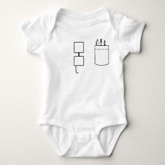 Future Nerd Baby Bodysuit