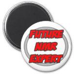Future NMR Expert Fridge Magnets