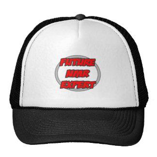 Future NMR Expert Trucker Hat