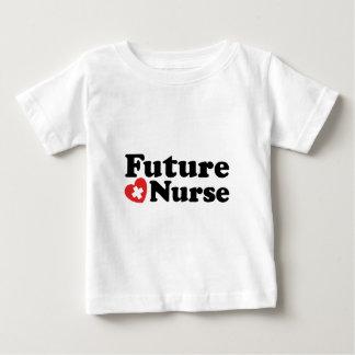 Future Nurse Baby T-Shirt