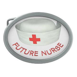 Future Nurse Belt Buckle