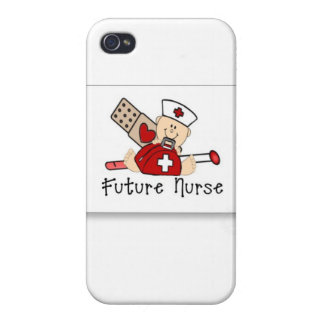 Future Nurse Case For iPhone 4