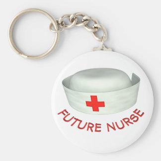 Future Nurse Key Chains