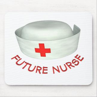 Future Nurse Mouse Pad