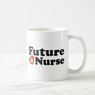 Future Nurse Coffee Mugs