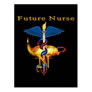 Future Nurse Postcard