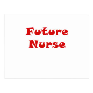 Future Nurse Postcard