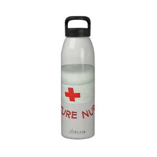 Future Nurse Drinking Bottle