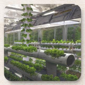 Future Of Farming Beverage Coaster