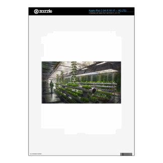 Future Of Farming iPad 3 Decal