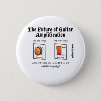 Future Of Guitar Amplification on White Button