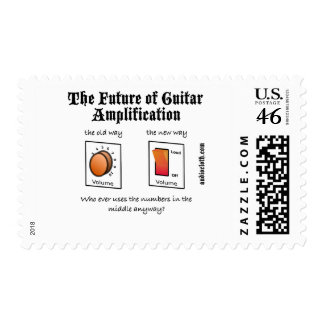 Future Of Guitar Amplification on White Stamps