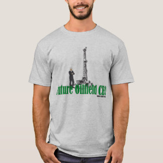 Future Oilfield CEO T-Shirt