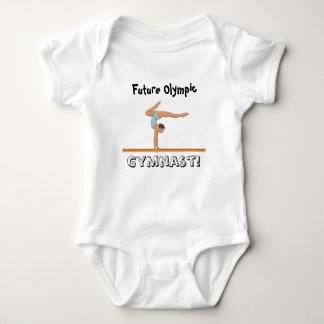 Future Olympic Gymnast! Baby Bodysuit