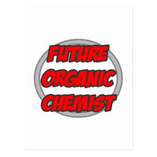 Future Organic Chemist Postcard