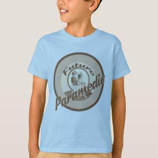 Future Paramedic Kids Occupation T-shirt