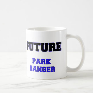 Future Park Ranger Coffee Mug