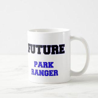 Future Park Ranger Coffee Mug