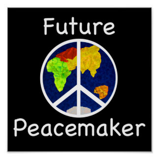 Future Peacemaker Posters