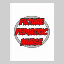 Future Pediatric Nurse Post Card