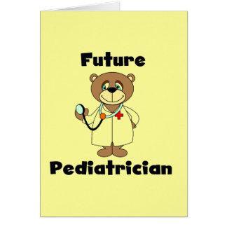 Future Pediatrician Card