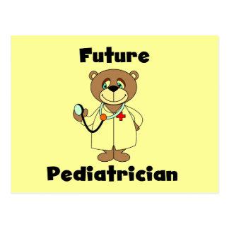 Future Pediatrician Postcard