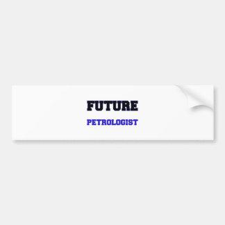 Future Petrologist Bumper Sticker