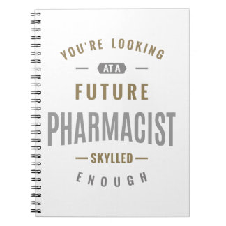 Future Pharmacist Gift ideas Notebook