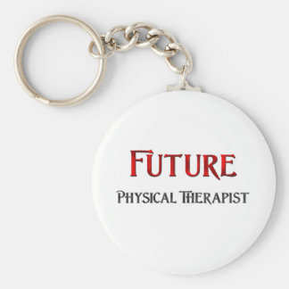 Future Physical Therapist Keychain