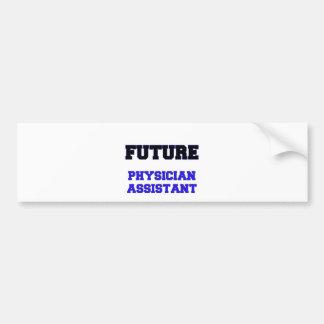 Future Physician Assistant Bumper Sticker