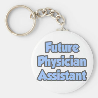 Future Physician Assistant Keychain
