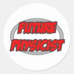 Future Physicist Sticker