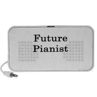 Future Pianist Portable Speaker