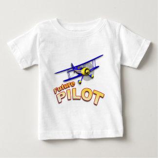 Future Pilot Baby T-Shirt